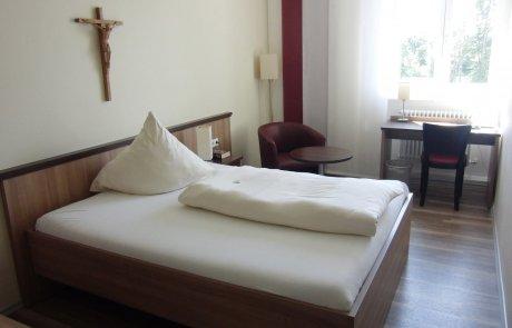 Zimmer - Tagungshaus Regina Pacis - Leutkirch